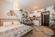 Bohemian Oasis Apartment