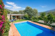 Orgiva Villa Sleeps 4 Air Con WiFi