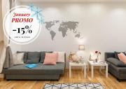 Rent like home Hoża 27a
