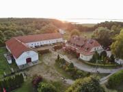 Folwark Łuknajno nad Jeziorem Śniardwy