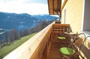 Sonnige Ferienwohnung auf 1200m in alpinem Charm
