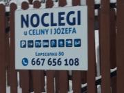 Noclegi u Celiny i józefa