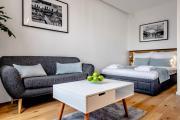 Koszykowa Suite apartament w centrum Warszawy