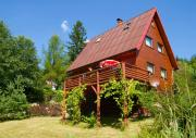 Dom CROCUS z ogrodem w Parku Krajobrazowym