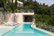 Geromonachos Villa Sleeps 14 with Pool Air Con and WiFi