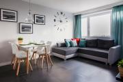 WarsawSkyLine Apartments PGE Narodowy Torwar Bulwary Wiślane