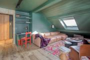 AMAZING LUXURY FLAT FOOT OF THE PISTE LUC AlPHAND