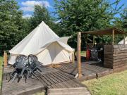 Oak Lodge Retreat Glamping C