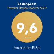 Apartament El Sol Bon Turystyczny