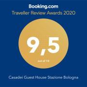 Casadei Guest House Stazione Bologna