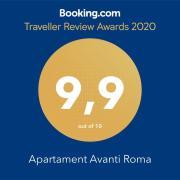 Apartament Avanti Roma