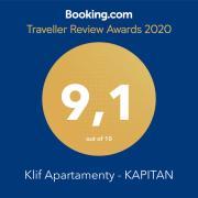 Klif Apartamenty KAPITAN