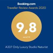 A337 Only Luxury Studio Naturist