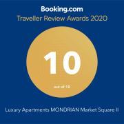 Luxury Apartments MONDRIAN Market Square II