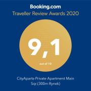 CityApartsPrivate Apt Self Checkin Main Sqr 300m