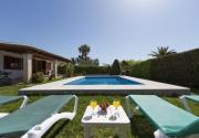 Pollenca Villa Sleeps 4 with Pool Air Con and WiFi