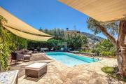 Termini Villa Sleeps 8 with Pool and Air Con