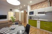 Modernistyczny apartament w centrum Warszawy