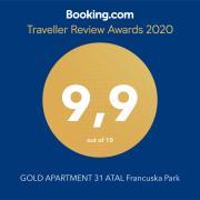 GOLD APARTMENT 31 ATAL Francuska Park