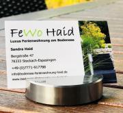 Ferienwohnung Haid Bodensee Umgebung BodmanLudwigshafen Radolfzell Überlingen Luxus FeWo Haid