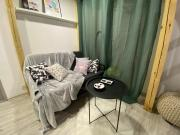 Apartament Katowice Zielony Rośliny