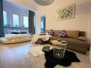 Hi5 Katowice Apartment Glamour z balkonem