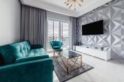 VIP Warsaw City View Apartment