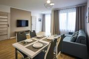 Apartament Baltic Port 55qm 3 pokoje Zimmer Parking