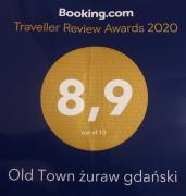 Old Town żuraw gdański