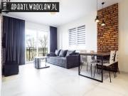 Luksusowy apartament 60m2 Zebra