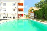 Family friendly apartments with a swimming pool Kozino Zadar 18121