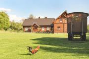 Dom gościnny w Bartniku