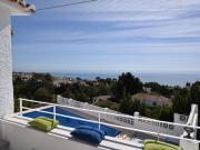 Modern and sunny villa on 800m from the beach Benajarafe