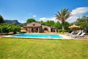 Pollenca Villa Sleeps 4 Pool Air Con WiFi T400566