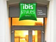 ibis Styles Paris Cadet Lafayette