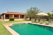 Pollenca Villa Sleeps 4 Pool Air Con WiFi T400593