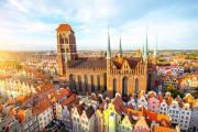 Apartament Old Town Gdańsk Św Ducha 4 pax centrum