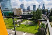 Warsaw City View Apartment