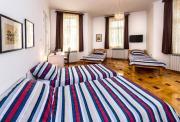 Vila Regina apartment rooms