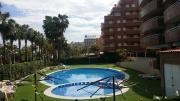 Apartamento de 3 dormitorios 1º línea de playa en Marina d´Or