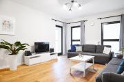 Nowy Apartament w Centrum Wrocławia Angel River