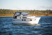 Jacht motorowy Nautika MC