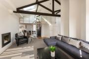 Luxury three bedroom penthouse apartment with stunning views