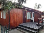 Domek LUNA mad jeziorem Łomno