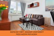 Apartments Warsaw Platynowa by Renters