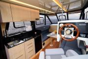 Jacht motorowy Futura 40 FLY Grand Horizon