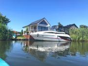 Baltic Waterfront Yacht Cottage