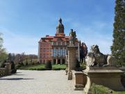 Hotel Przy Oślej Bramie Zamek Książ