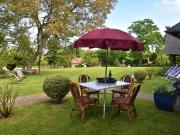 Nice Holiday Home in SaintSauveurLendelin with Terrace