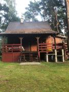 Wooden HousePool
